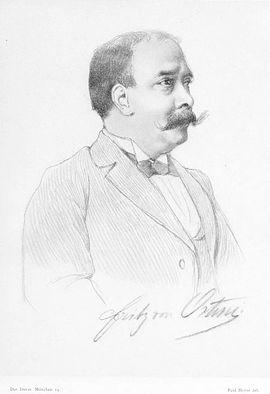 Fritz von Ostini