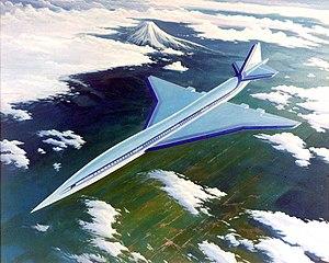 High Speed Civil Transport - Image: High Speed Civil Transport (HSCT)