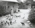Highbridge, High Bridge Area (woman and girl with chickens) (NYPL b11524053-1252713).tiff