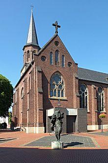 St Jacobus Kirche Hilden Wikipedia
