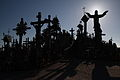 Hill of Crosses, Lithuania (7182819623).jpg