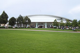 Hillsong Church - Image: Hillsong Convention Centre