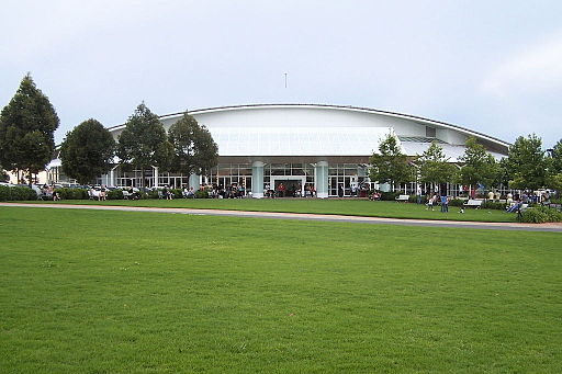 Hillsong Convention Centre
