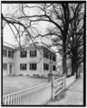 Historic American Buildings Survey, Arthur C. Haskell, Photographer. 1936 (e) Ext-General view from southwest. - Squire William Sever House, 2 Linden Street, Kingston, Plymouth HABS MASS,12-KING,2-5.tif