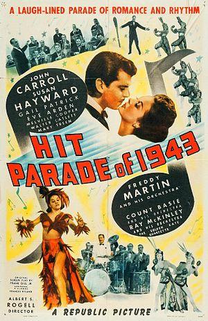 Hit Parade of 1943 - Original film poster