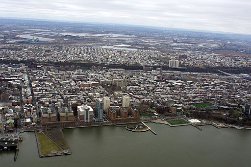 Hoboken NJ photo D Ramey Logan