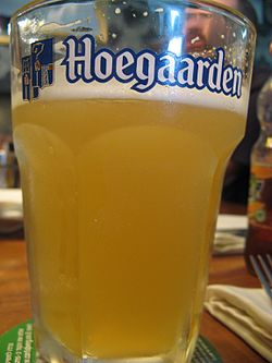 比利时白啤酒