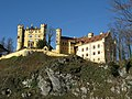 Hohenschwangau Castle 20101114 1239 photo by Pcs34560.jpg