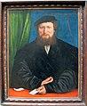 Holbein il giovane, ritratto di derick berck di Colonia, 1536.JPG