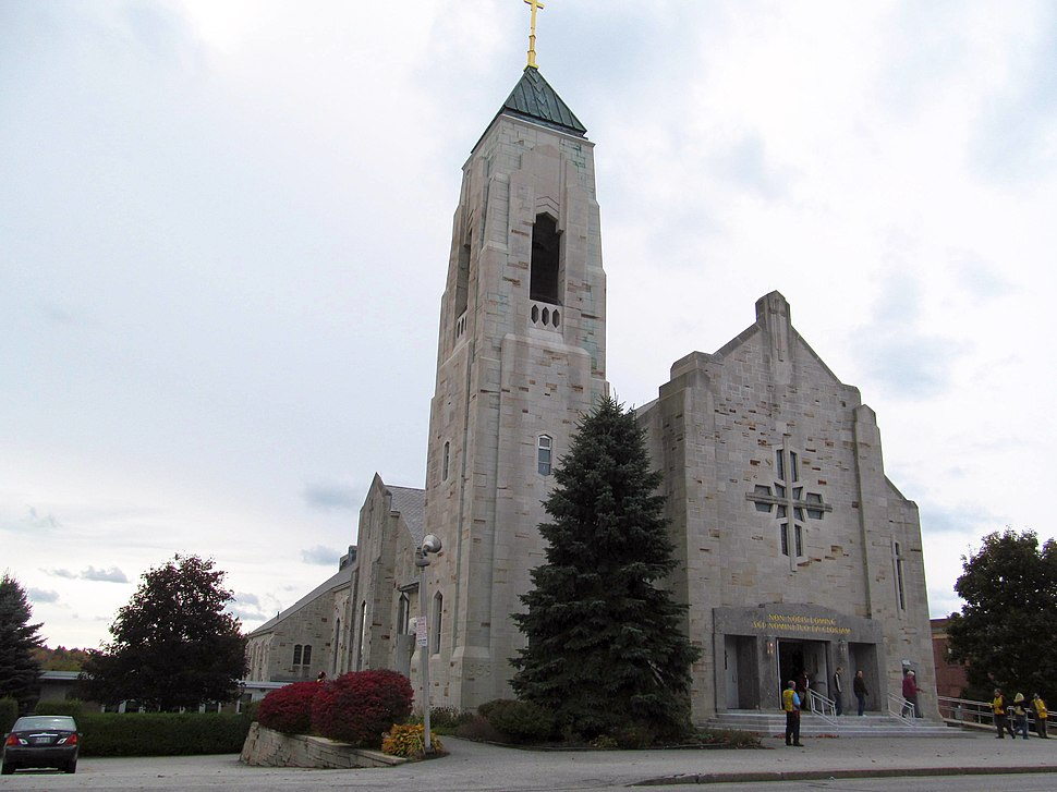 Holy Family Catholic Church, Lewiston, Maine