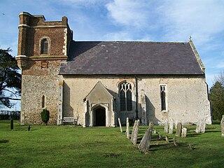 Throcking village and former civil parish in Cottered, East Hertfordshire, Hertfordshire, England