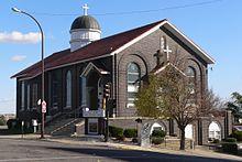 Holy Trinity Greek Orthodox Church - WikiVisually