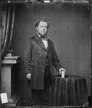 Stephen Mallory - Image: Hon. John A. Gurley, Ohio NARA 528705