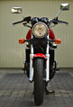 Honda NTV650 Motorcycle (1993) Front View (14768217521).png