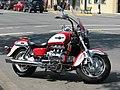 Honda Valkyrie parked in North Bend, WA (2008-04-26), 02.jpg