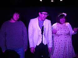 Honey trap (Japanese comedian) 2018-12-04.jpg