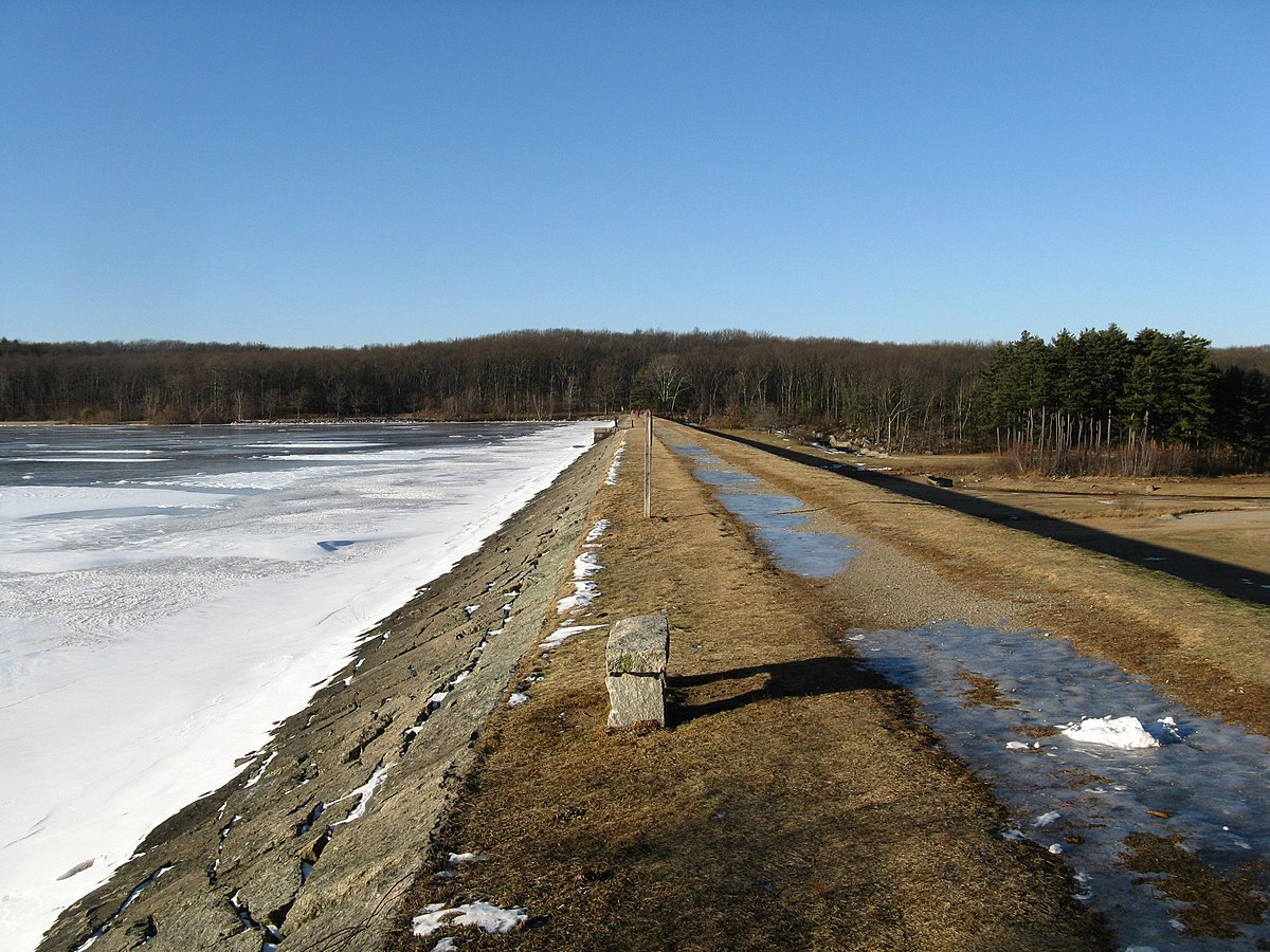 Hopkinton Dam And Spillway Wikipedia