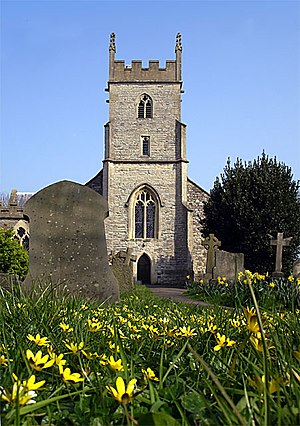 Church of the Holy Trinity with St Edmund - Image: Horfieldparishchurch