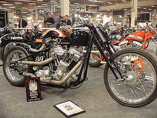 Bobber (motorcycle) custom motorcycle