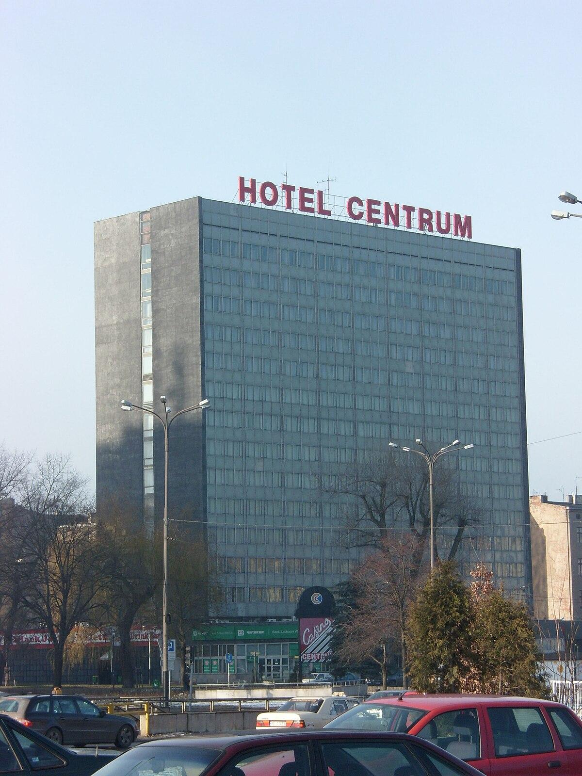 Hotel Centrum w Łodzi – Wikipedia, wolna encyklopedia