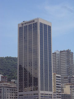Hilton Rio de Janeiro Copacabana Hotel in Rio de Janeiro, Brazil