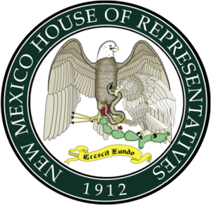 New Mexico House of Representatives - Image: House seal of New Mexico