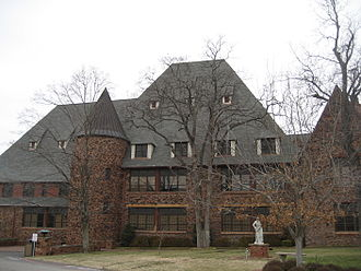 House of Night - The House of Night, Tulsa (In real life, Cascia Hall.)