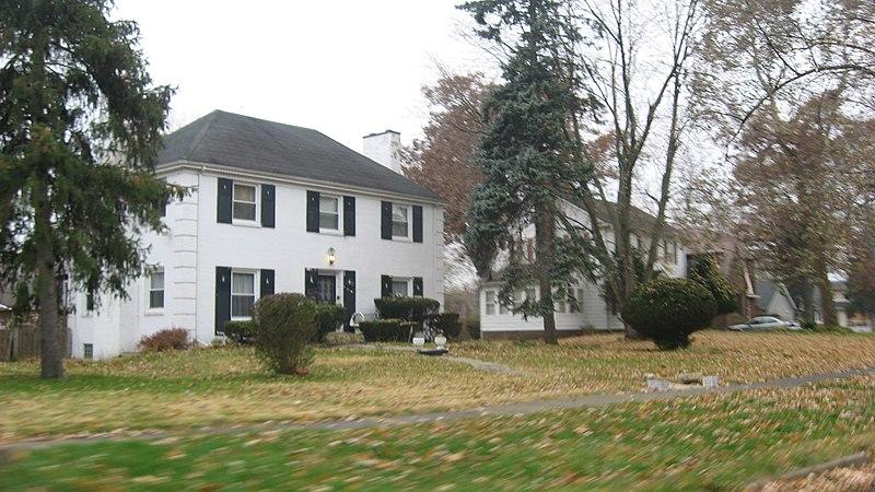 Houses on 46th in Morningside.jpg