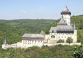 Image illustrative de l'article Karlštejn