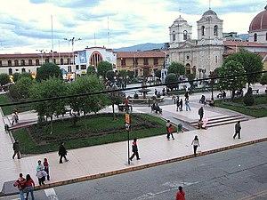 huancayo en peru: