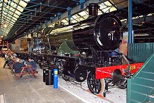 GWR 2800 Class - Image: Hugh llewelyn 2818 (6678719913)