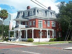 Hutchinson House Tampa Florida Wikipedia