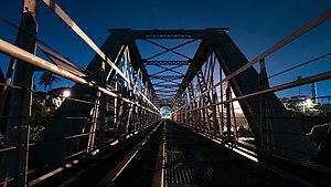 Huwei, Yunlin - Huwei Sugar Factory Steel Bridge