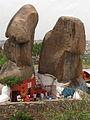 Hyderabad Rock Golconda.jpg
