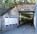Hyndland station underpass - geograph.org.uk - 580089.jpg