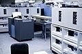 IBM 2314 DiskDrives and IBM 2540 CardReader Punch.jpg