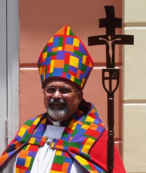 Anglican Episcopal Church of Brazil - Maurício José Araújo de Andrade, Primate Bishop of the Anglican Episcopal Church of Brazil from 2006 to 2013