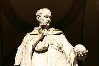 Bonaventura Cavalieri - Monument to Cavalieri by Giovanni Antonio Labus, Palazzo di Brera, Milan, 1844