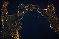 ISS-40 Night View of Southern Italy and Sicily.jpg