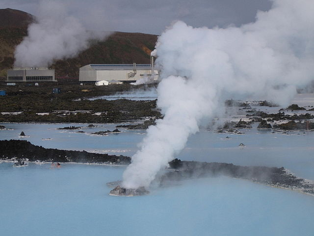 go: Bathe in the Blue Lagoon (Iceland)