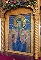 Icon of St. Zlata of Meglen in Chrysi, Pella.jpg