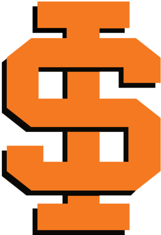 Idaho State Bengals football - Image: Idaho State wordmark