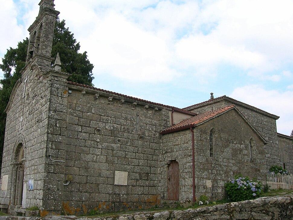 Hình nền trời của Concello de Agolada