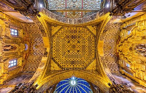 Iglesia de San Francisco, Quito, Ecuador, 2015-07-22, DD 159-161 HDR.JPG