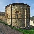 Iglesia de Santiago (Villafranca del Bierzo). Ábside.jpg