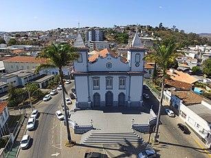 Formiga Minas Gerais fonte: upload.wikimedia.org