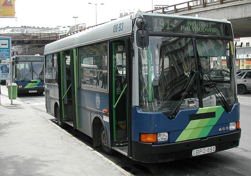 Ikarus 405 Zagraniczne Autobusy
