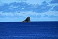 Ilhéu de Monchique o ponto mais ocidental da Europa, ilha das Flores, Açores, Arquivo de Villa Maria, ilha Terceira, Açores.JPG