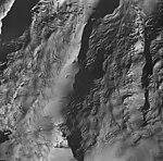 Iliamna Volcano, mountain glacier with bergschrund, August 25, 1964 (GLACIERS 6575).jpg