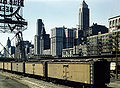 Illinois Central Railroad freight terminal, Chicago, Ill Restored.jpg